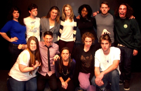 My Groundlings family