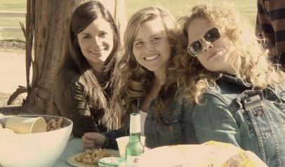 Casey, Tara, Betsy