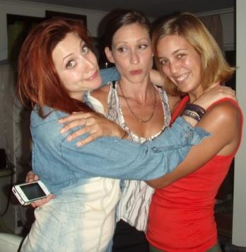 Anna Rose, Natalie, Nina