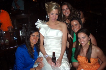 Ri-Ra with Jackie, Heather, Christie, and Kelly